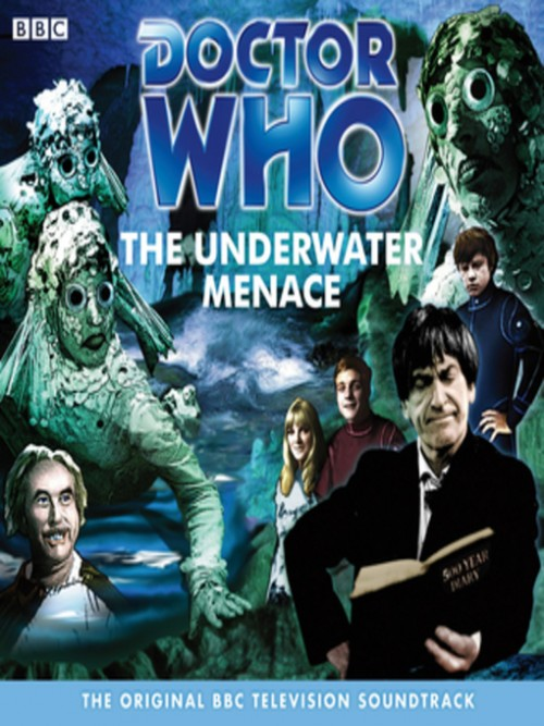 Doctor Who: The Underwater Menace Cover