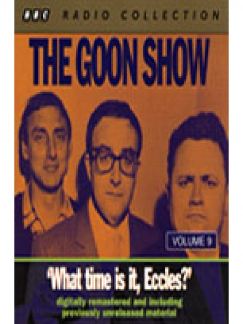 The Goon Show: What Time Is It Eccles? Cover