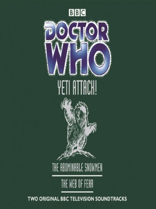 Doctor Who: Yeti Attack! Cover