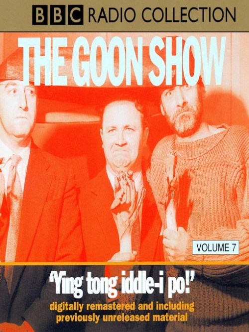 The Goon Show: Ying Tong Iddle-i Po Cover