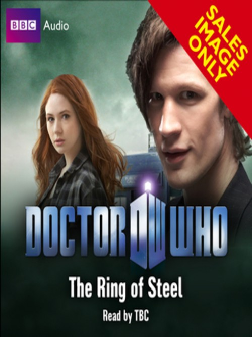 The Ring of Steel Cover