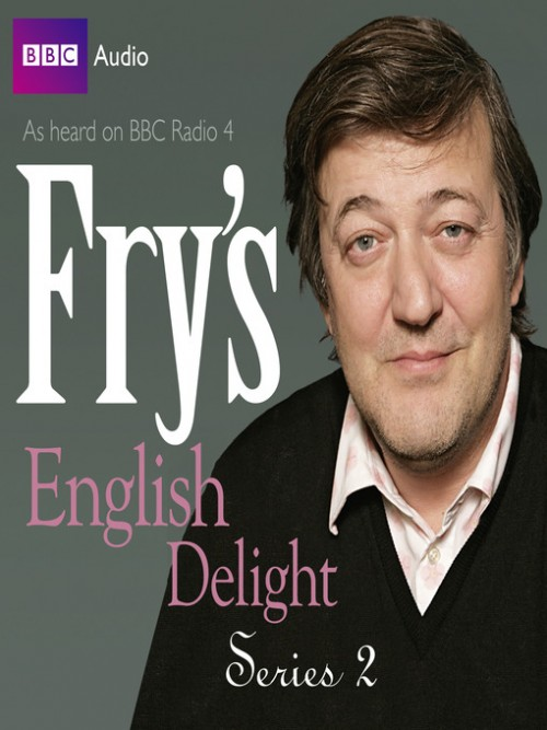 Fry's English Delight, Series 2; the Complete Series Cover