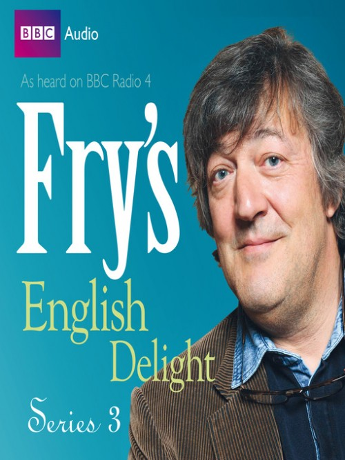 Fry's English Delight, Series 3; the Complete Series Cover