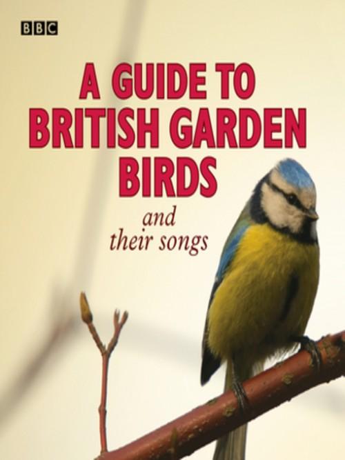 Guide To British Garden Birds Cover