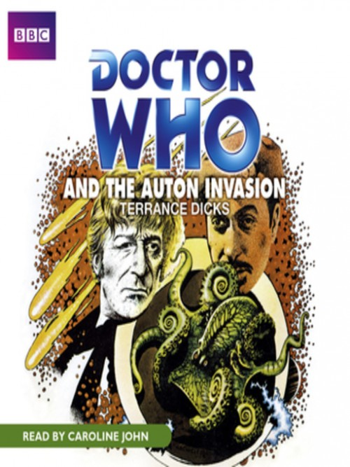 Doctor Who and the Auton Invasion Cover