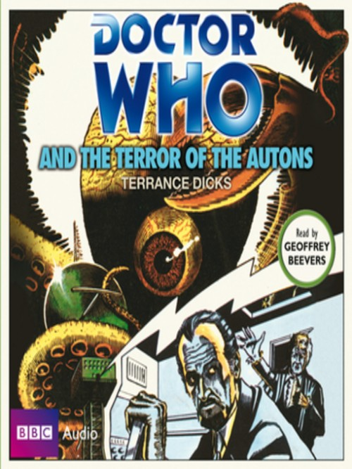 Doctor Who and the Terror of the Autons Cover