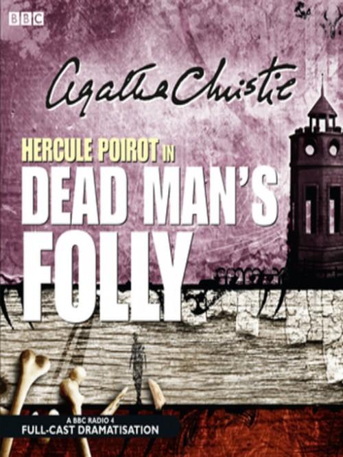 Dead Man's Folly Cover