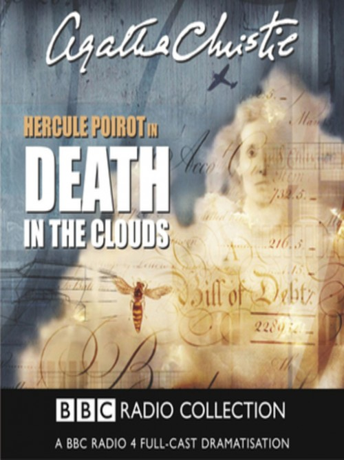 Death In the Clouds Cover
