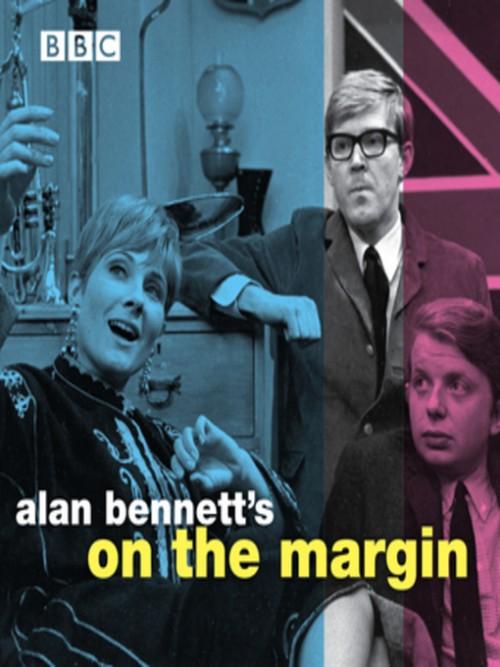 Alan Bennett's On the Margin Cover