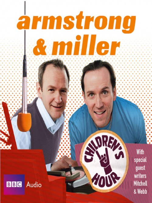 Armstrong & Miller: Children's Hour Cover
