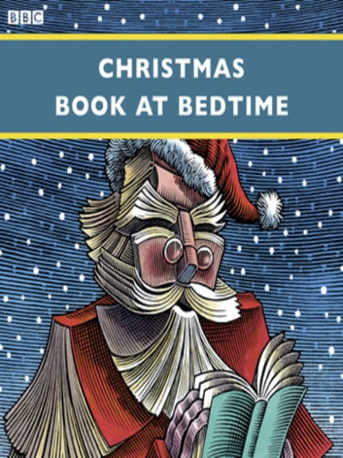 Christmas Book At Bedtime Cover