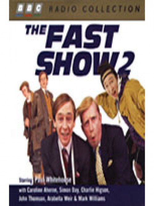 The Fast Show 2 Cover