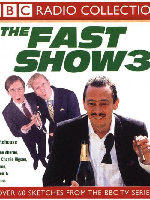 The Fast Show 3 Cover