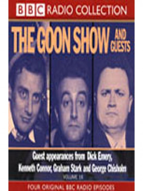 The Goon Show and Guests Cover