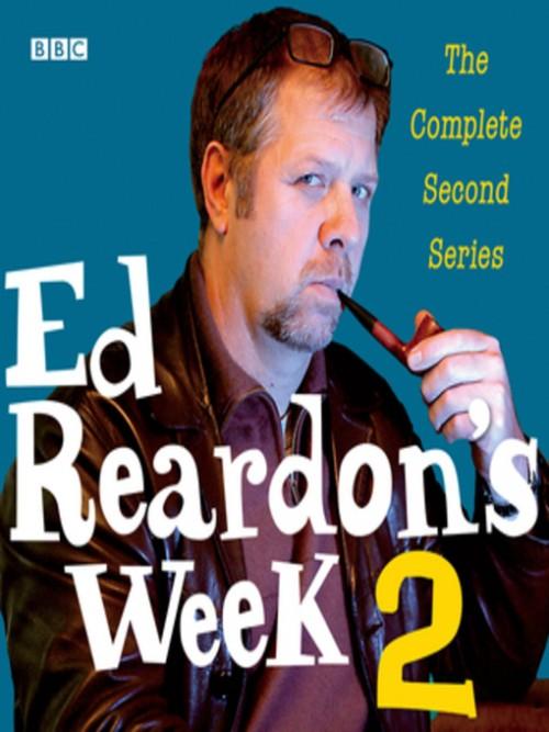 Ed Reardon's Week: Complete Series 2 Cover