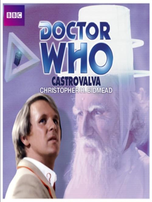 Doctor Who: Castrovalva Cover
