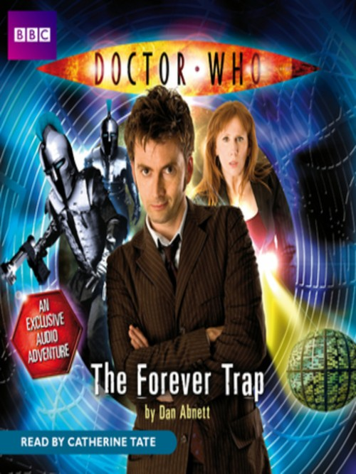 Doctor Who: The Forever Trap Cover