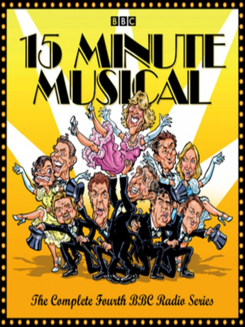 15 Minute Musical Series 4 Cover