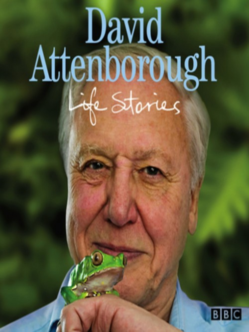 David Attenborough's Life Stories Cover