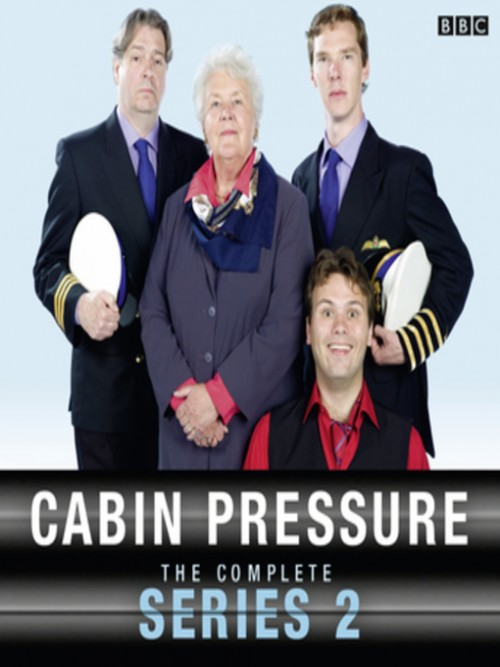 Cabin Pressure: Series 2 Cover