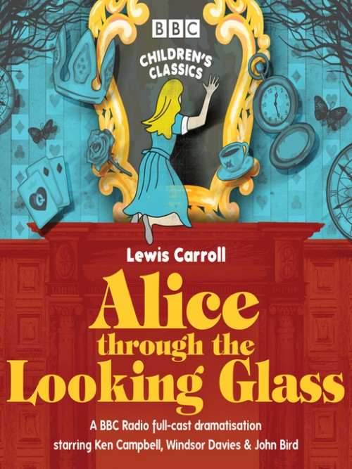 Alice Through the Looking Glass Cover