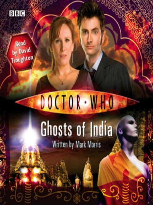 Doctor Who: Ghosts of India Cover