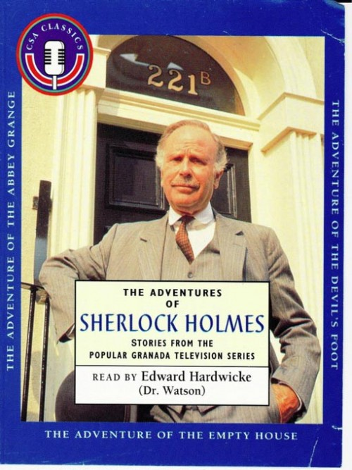 The Adventures of Sherlock Holmes Volume One Cover