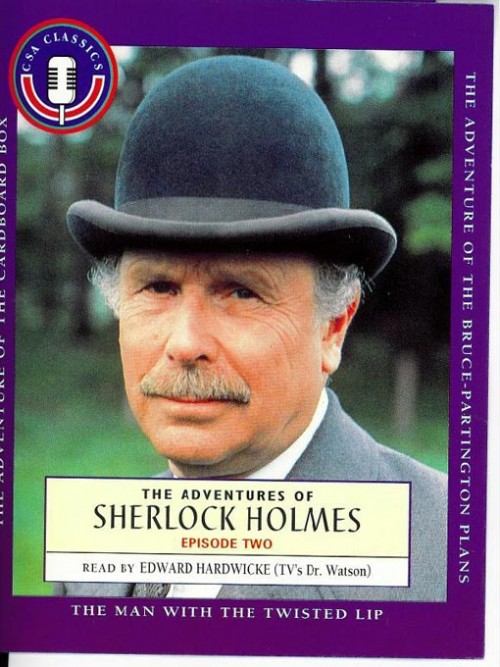 The Adventures of Sherlock Holmes Volume Two Cover