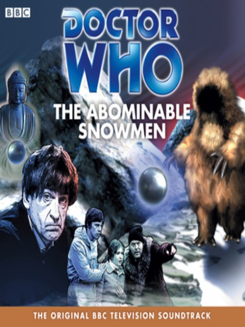 Doctor Who and the Abominable Snowmen Cover