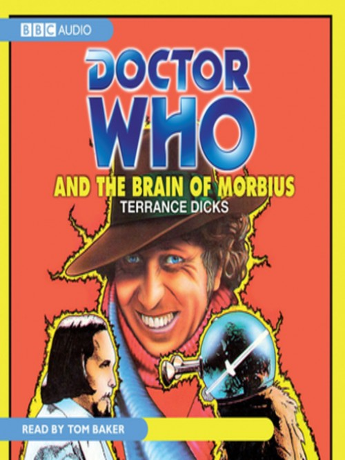 Doctor Who and the Brain of Morbius Cover