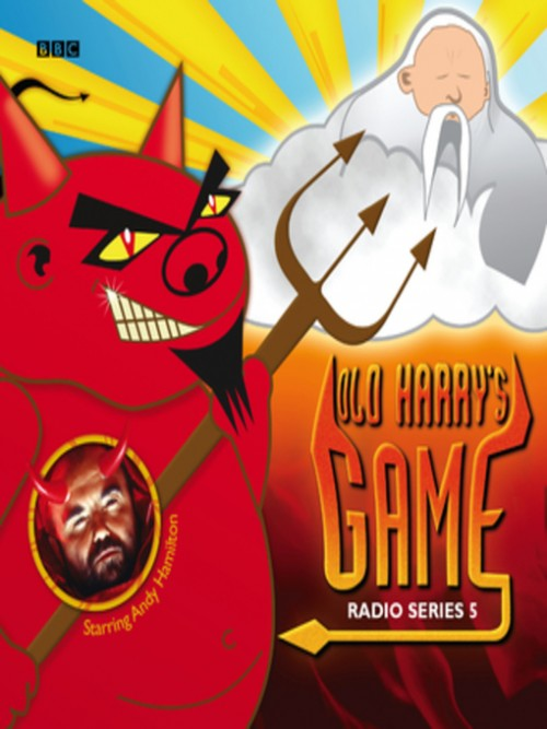 Old Harry's Game, Series 5 Cover
