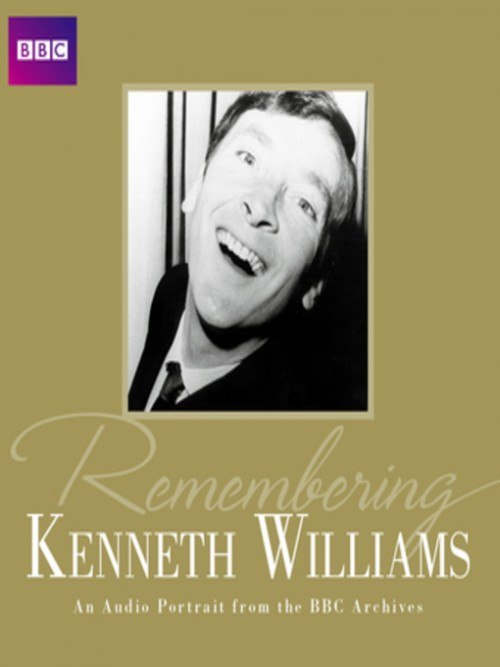 Remembering...kenneth Williams Cover