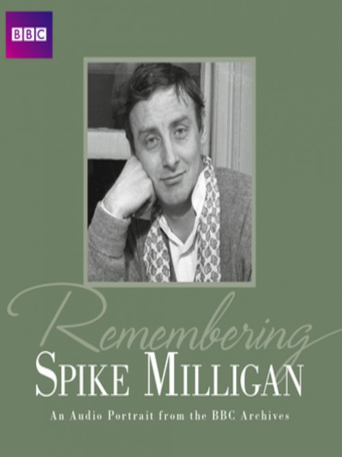 Remembering...spike Milligan Cover