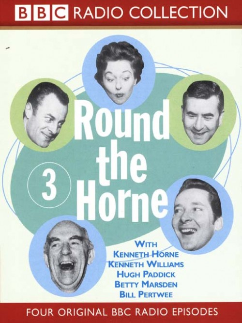 Round the Horne Cover