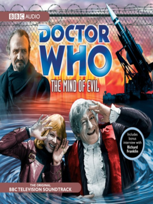 Doctor Who: The Mind of Evil Cover