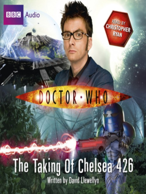 Doctor Who: The Taking of Chelsea 426 Cover