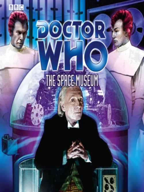 Doctor Who: The Space Museum Cover