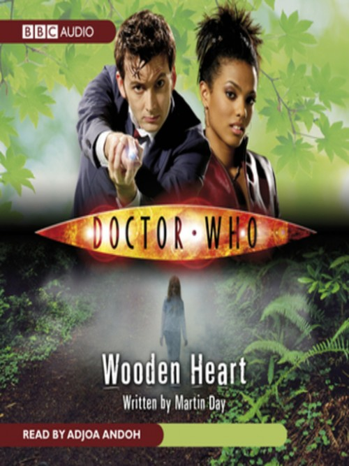 Doctor Who: The Wooden Heart Cover