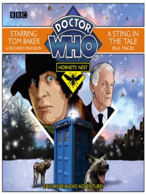 Doctor Who Hornets' Nest Series Episode 4: A Sting In the Tale Cover