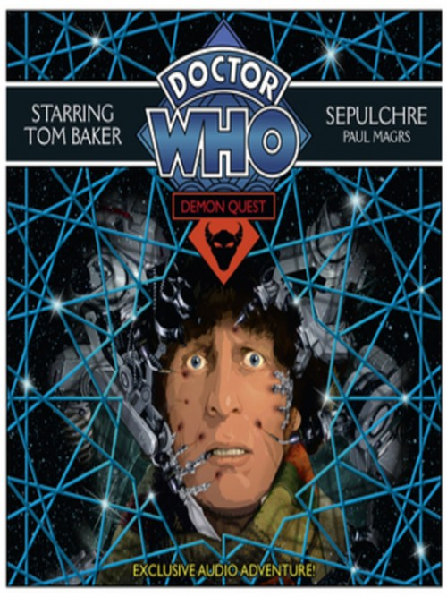 Doctor Who Demon Quest Series Book 5: Sepulchre Cover