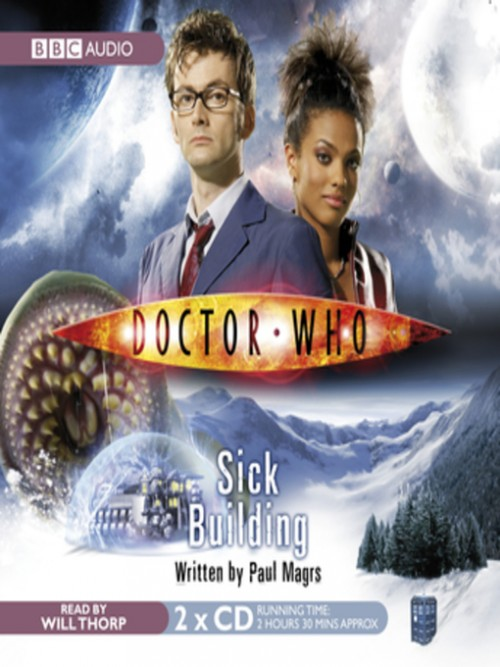 Doctor Who: Sick Building Cover
