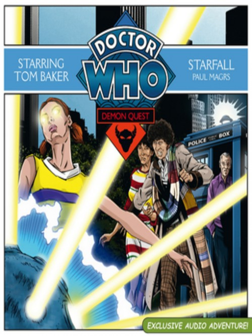 Doctor Who Demon Quest Series Book 4: Starfall Cover