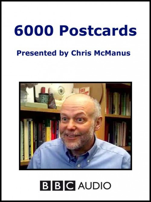 6000 Postcards Cover