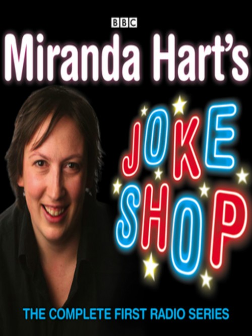 Miranda Hart's Joke Shop Cover