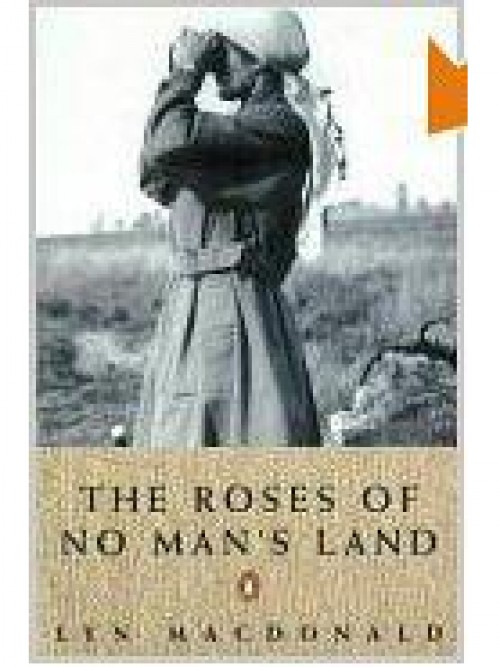 The Roses of No Man's Land Cover