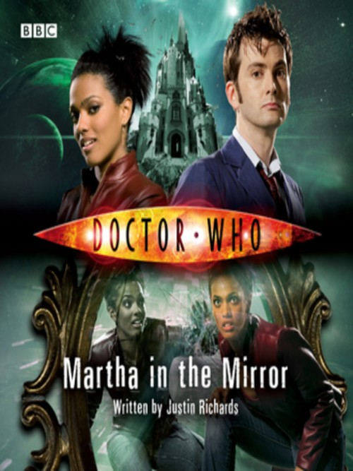 Martha In the Mirror (dr Who) Cover