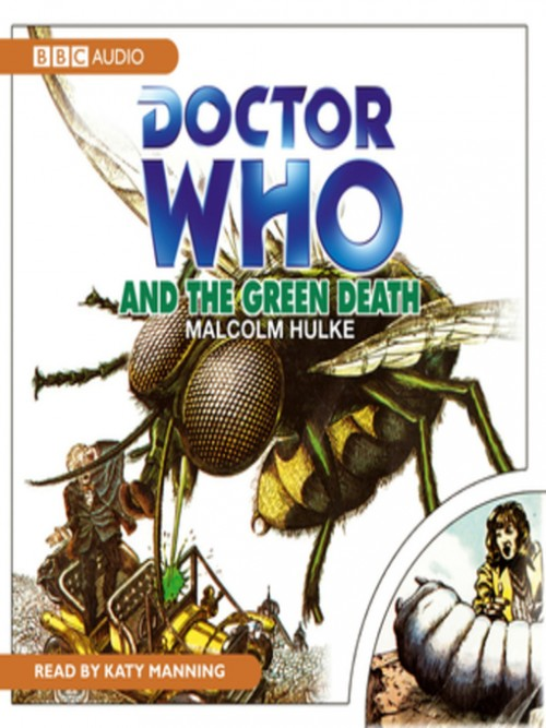 Doctor Who and the Green Death Cover