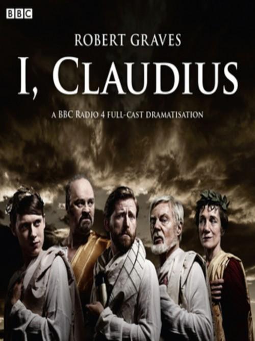 I, Claudius: Book 1 Cover
