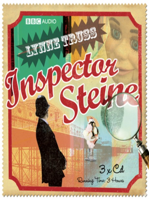 Inspector Steine Series, Book 1: Inspector Steine Cover