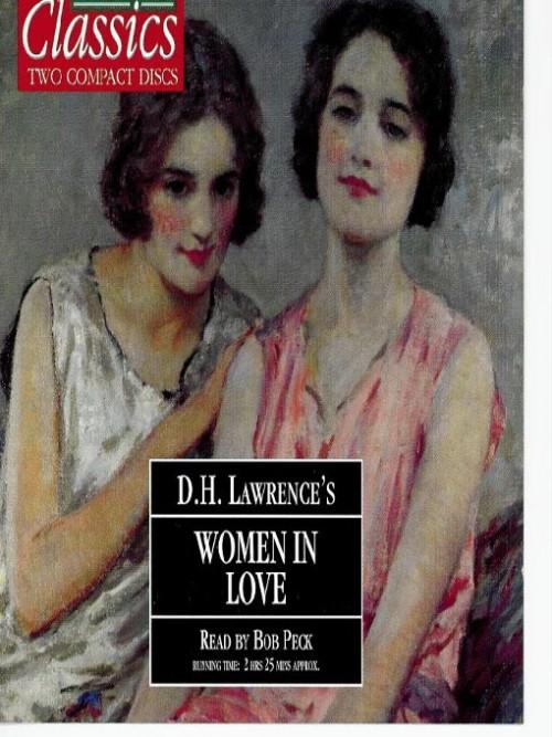 Brangwen Family Series Book 2: Women In Love Cover